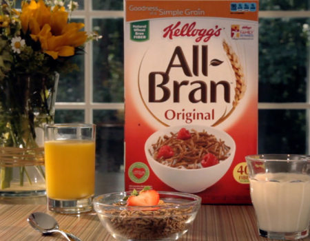 "Kellogg's ""Seed To Spoon"""